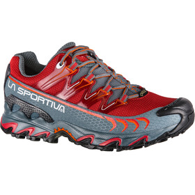 La Sportiva Ultra Raptor GTX Running Shoes Men Garnet/Slate